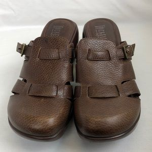 Nickels Soft Brown Leather Slip On